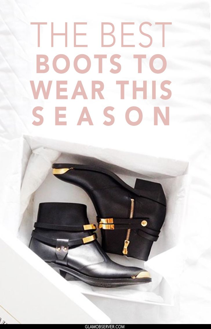 The best ankle boots to buy and wear this season #ankleboots #boots #shoes
