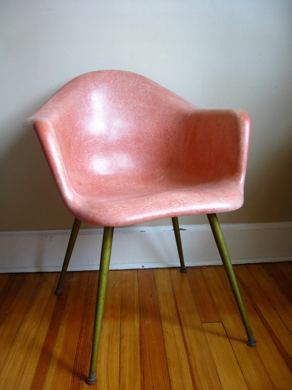 Reserved For A Vintage Mid Century Modern Chromcraft By Funretro 300 00 Muebles Pinterest And Tulip Chair