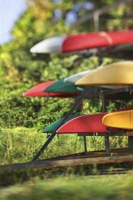 Do It Yourself: Kayak Storage Rack Plans