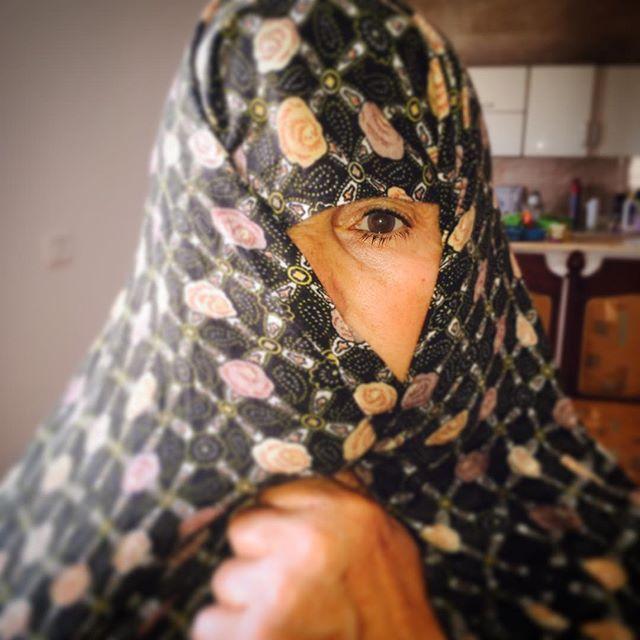 """ماما زينة "" Photo taken by @sahar_atoo on Instagram, pinned via the InstaPin iOS App! http://www.instapinapp.com (09/27/2015)"