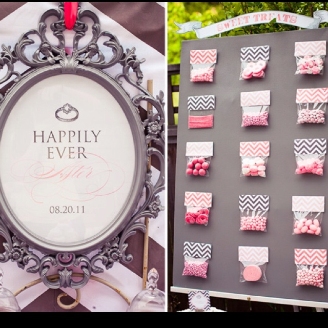 Hily Ever After Wedding Ideas Decoration See More Bridalshower Decor