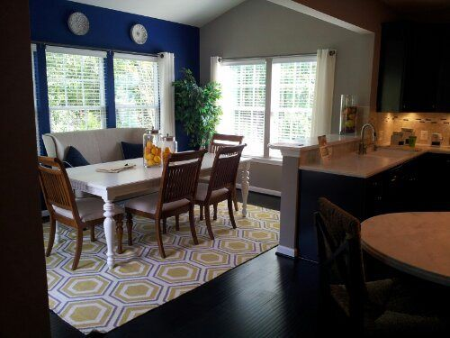 17 Best Images About Morning Room Ideas On Pinterest Dining Sets Breakfast Nooks And Ryan Homes