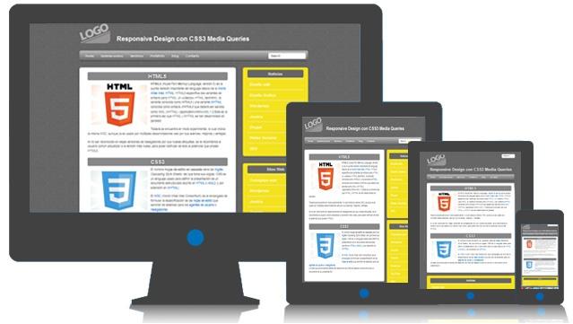 Creando un Diseño Responsive design con CSS3 Media Queries