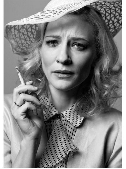 dailyactress:  Cate Blanchett as Blanche Dubois by Brigitte Lacombe