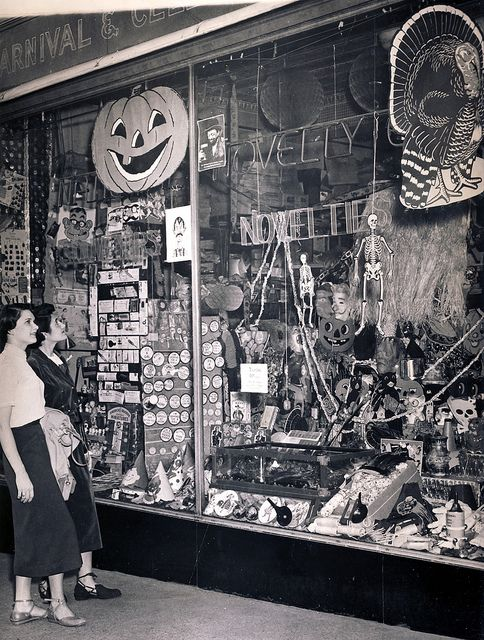S. Howard St., Baltimore 1950...store filled with treasures...