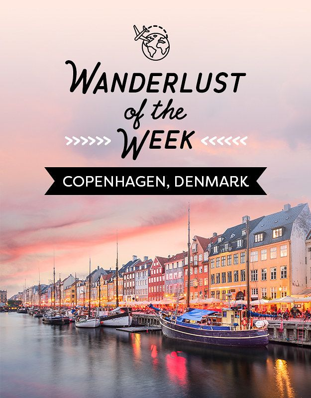 Can You Make It Through This Post Without Booking A Trip To Copenhagen?