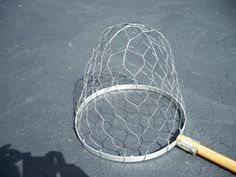 Making your own Crab Net - a tutorial