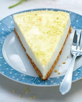 Holunderblüten-Joghurttorte - Rezepte - [LIVING AT HOME]