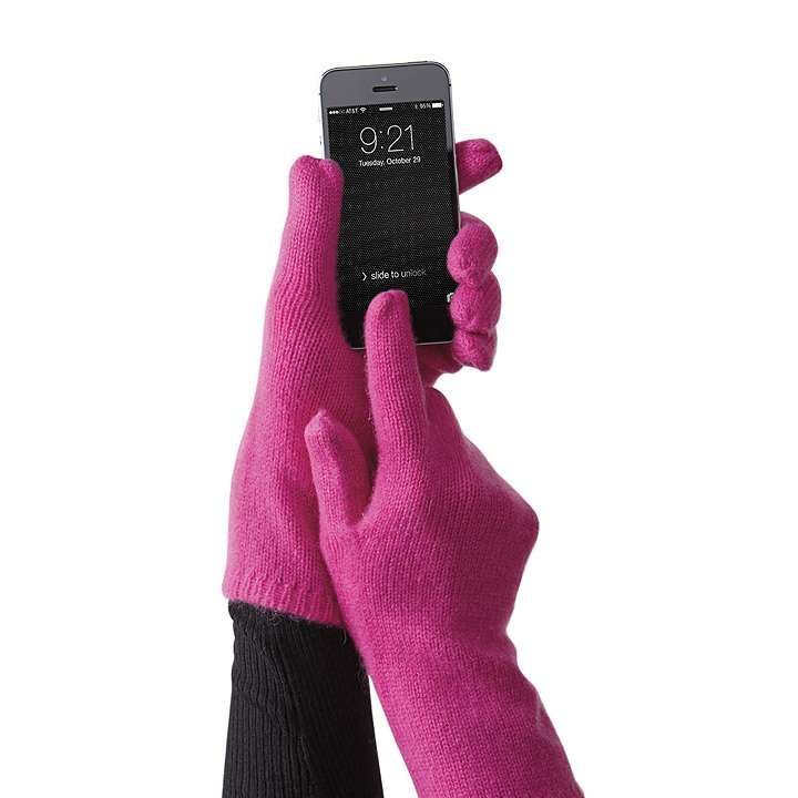 Cashmere Women's Smartphone Gloves