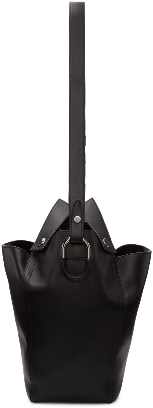 3.1 Phillip Lim: Black Large Dolly Tote | SSENSE