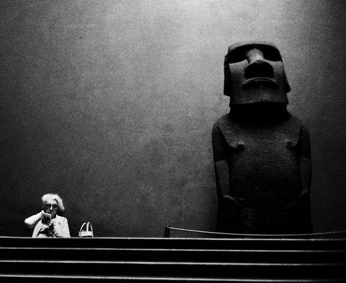 Romano Cagnoni, British Museum, London, 1967