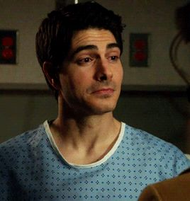"Ray Palmer, adorable beam of sunshine. | Community Post: 13 Times Ray Palmer From ""Arrow"" Was Too Precious For This World"