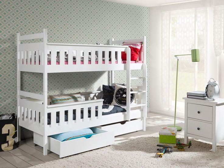 Bunk bed http://www.mirjan24.pl/lozka-mlodziezowe/5317-lozko-pietrowe-enzo-5900101832393.html #pokójmłodzieżowy #pokójdladziecka #dziecko #łóżko