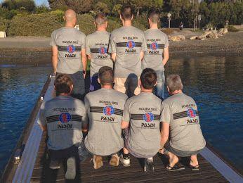 La T-Shirt che tutti vogliono.... la trovi On-line su www.4sub.it oppure in negozio in Via Giambellino 57 a Milano....