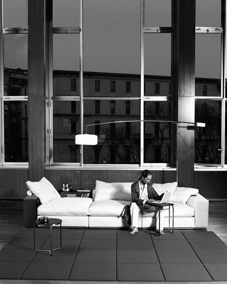FLEXFORM #tbt 2006 GROUNDPIECE advertising campaign   Photo by Maria Vittoria Backhaus.