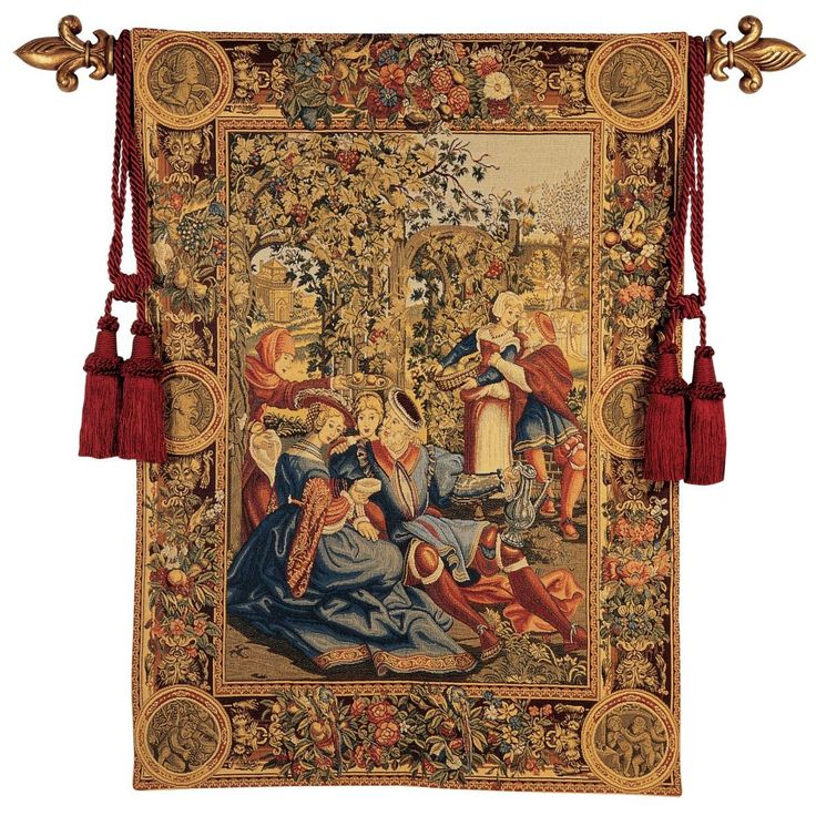 Shop Design Toscano  TX16207 Lucas in October Tapestry at ATG Stores. Browse our tapestries, all with free shipping and best price guaranteed.