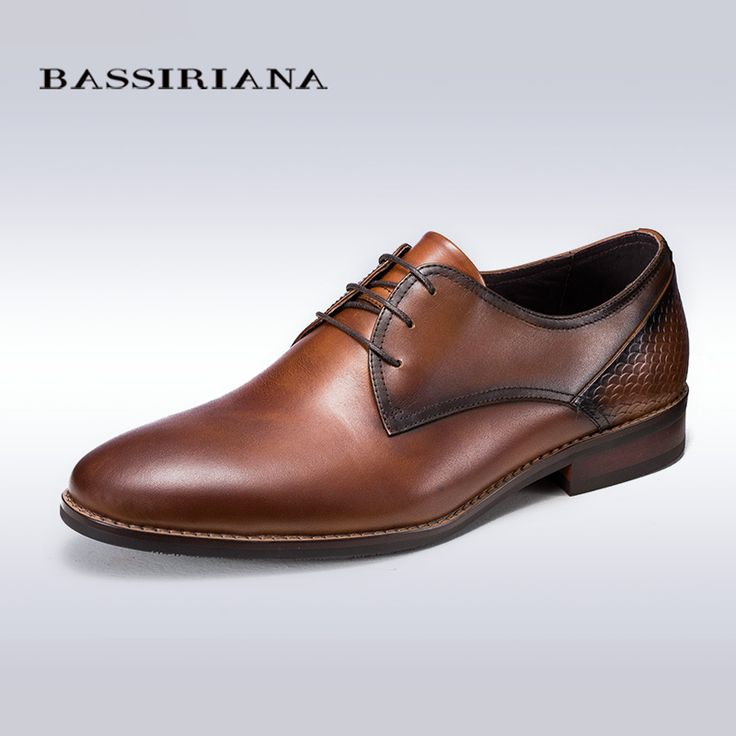 Find More Men's Flats Information about BASSIRIANA 2017 Men shoes fashion Leather Shoes Men's Flats Slip On Men Shoes Genuine Leather High Quality,High Quality leather cowboy shoes,China leather shoes exporters Suppliers, Cheap shoes size 5 women from BASSIRIANA on Aliexpress.com