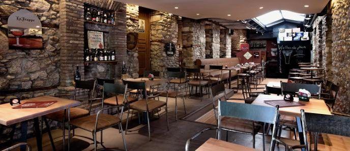 Μπυραρία - Εστιατόριο 33 Adrianou http://www.click2c.gr/listing/33adrianou.html
