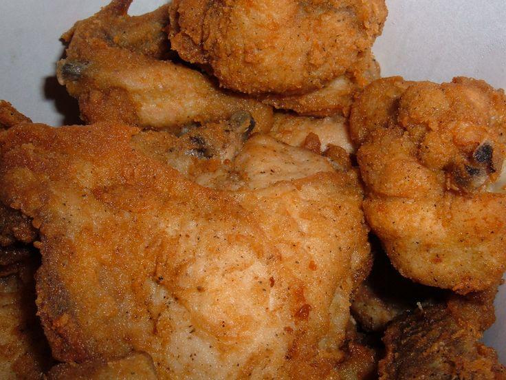 A KFC fűszeres csirke receptje, tudd meg mitől olyan ízletes! :)