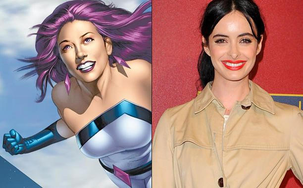Marvel's Jessica Jones: Netflix series debuts Nov. 20 | EW.com
