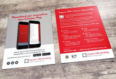 UK client Square Mile Insurance has a new Brokerapp by Bark and we're helping them promote it to their customers too.