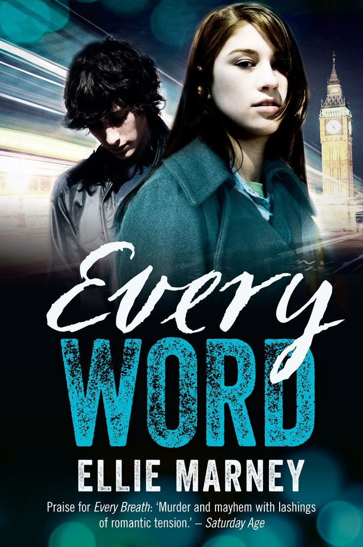 Review at Snuggle Oranges: Every Word by Ellie Marney