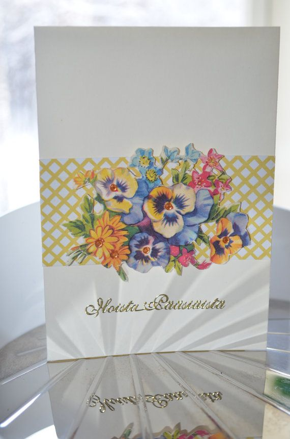 Easter card / Pääsiäiskortti