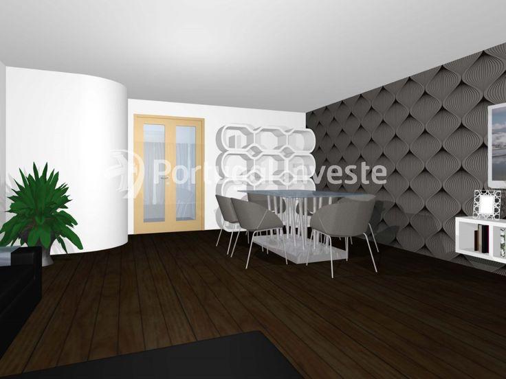 Sala, Vende apartamento T3, totalmente remodelado, em Alcabideche - Portugal Investe