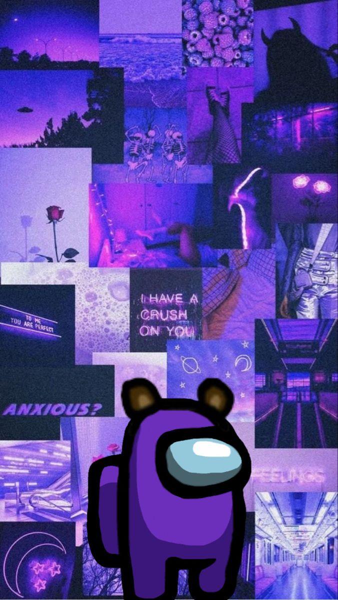 Among Us Iphone Wallpaper Tumblr Aesthetic Aesthetic Iphone Wallpaper Wallpaper Iphone Cute