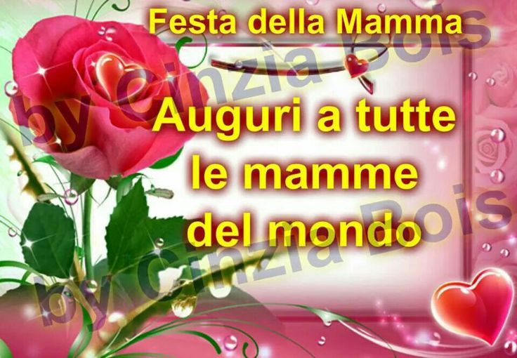 wishes to all mothers in the world