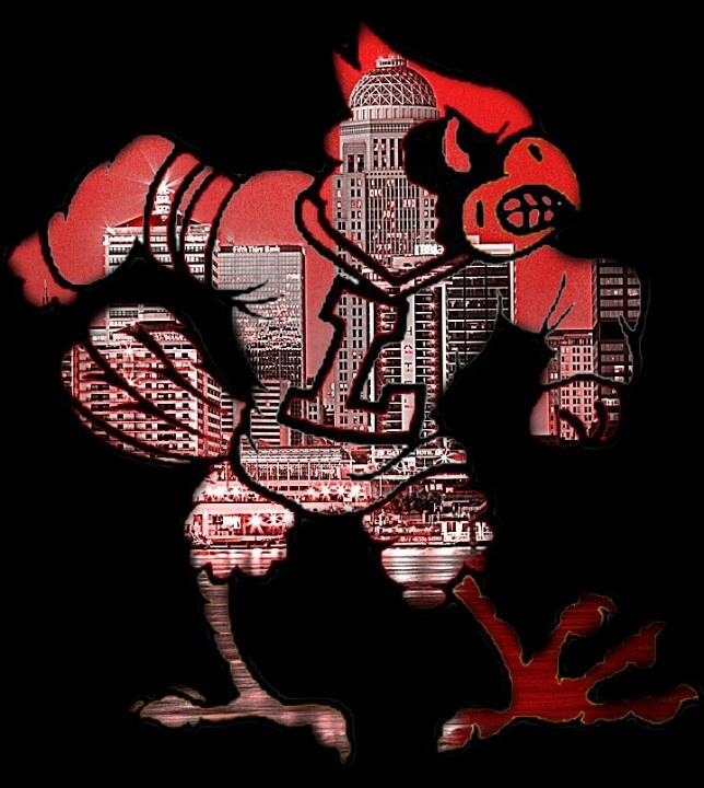Louisville KENTUCKY babiiiii... Louisville cardinals