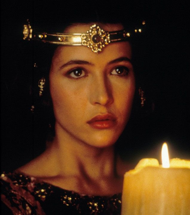"Sophie Marceau as Princess Isabella of France, ""Braveheart"", movie, 1995"