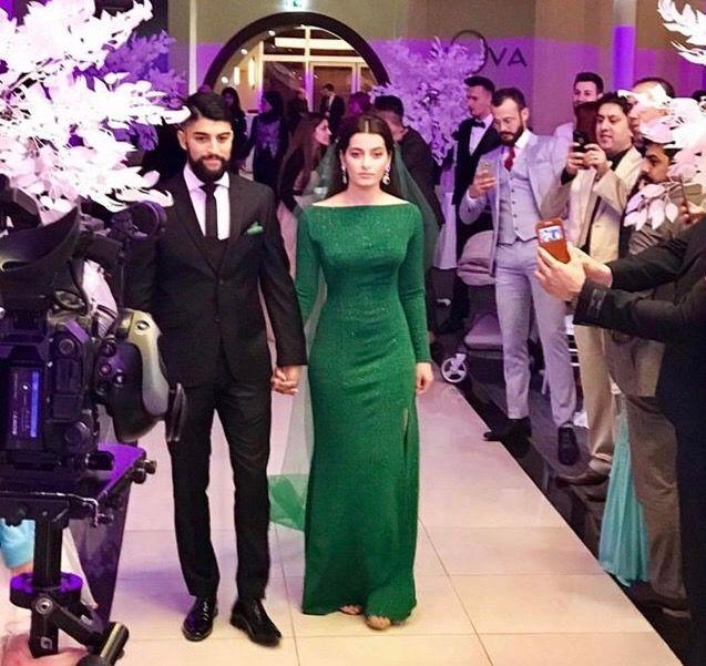#afghan #style #wedding  #nekah