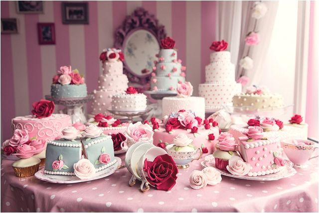 Js Sweet Treats And Wedding Cakes