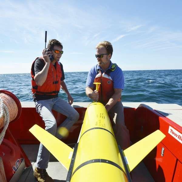 EEUU: Drones submarinos para ayudar a predecir huracanes
