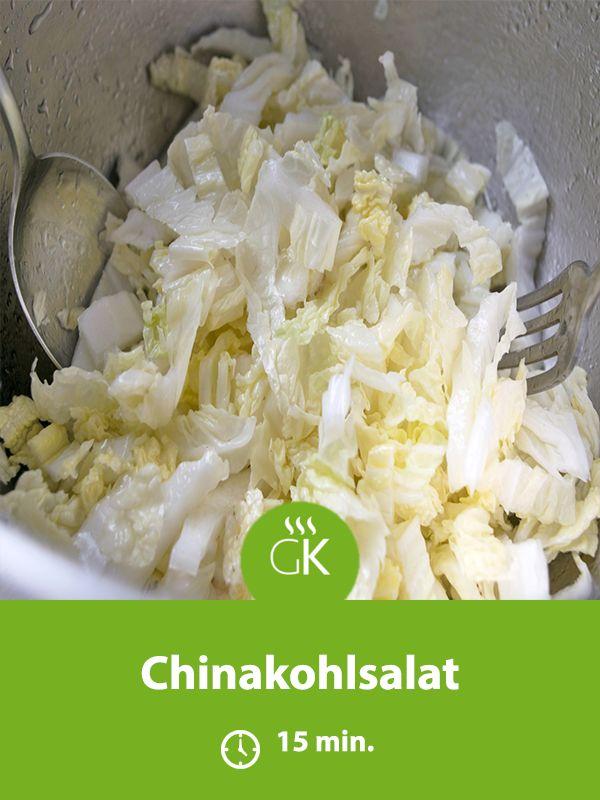 Chinakohlsalat – Verena