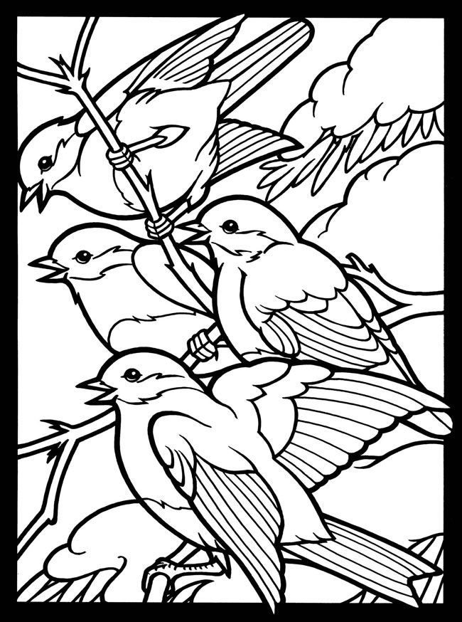 Welcome To Dover Publications Coloring Book  Merry Christmas