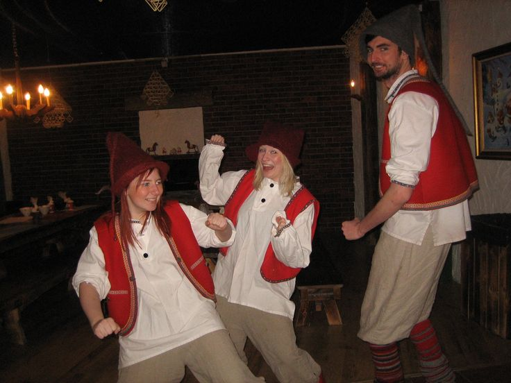 Would you like to dance with the elves of SantaPark? http://grandma-in-lapland.com/the-magical-world-of-santapark