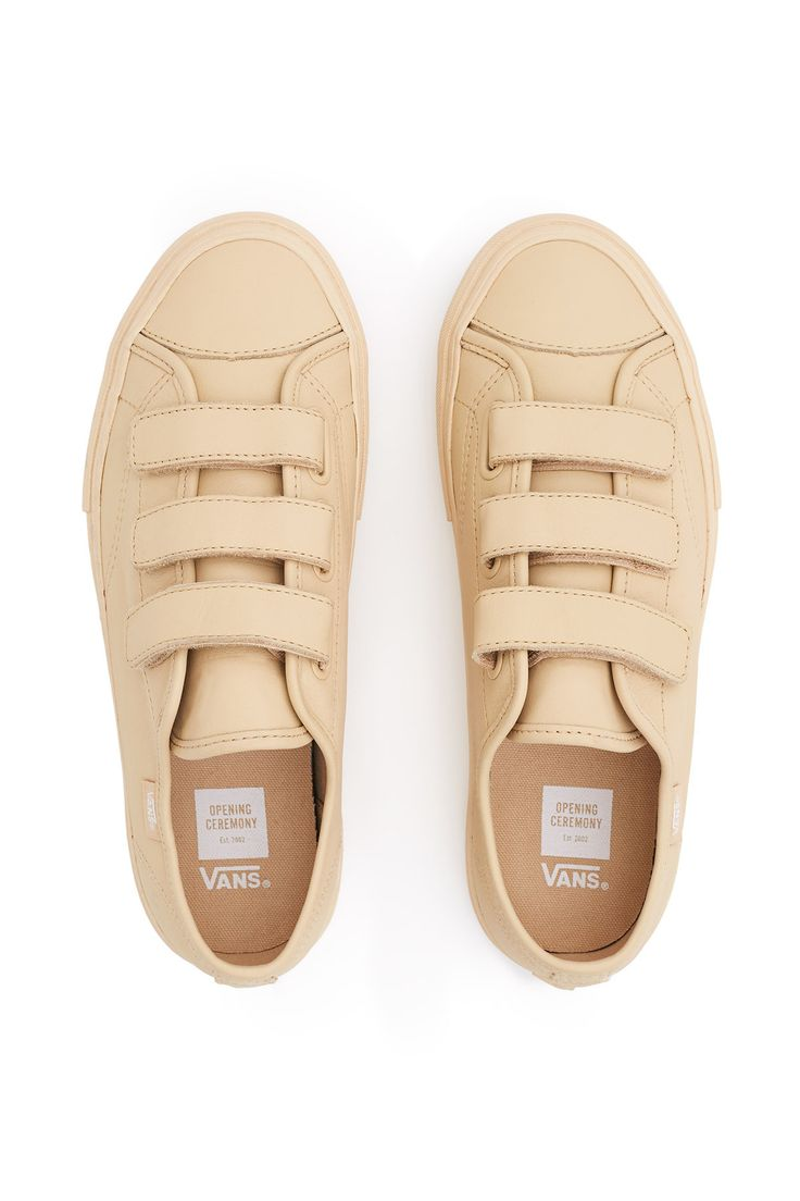 Vans for Opening Ceremony | VT Prison Issue LX Sneaker | Opening Ceremony