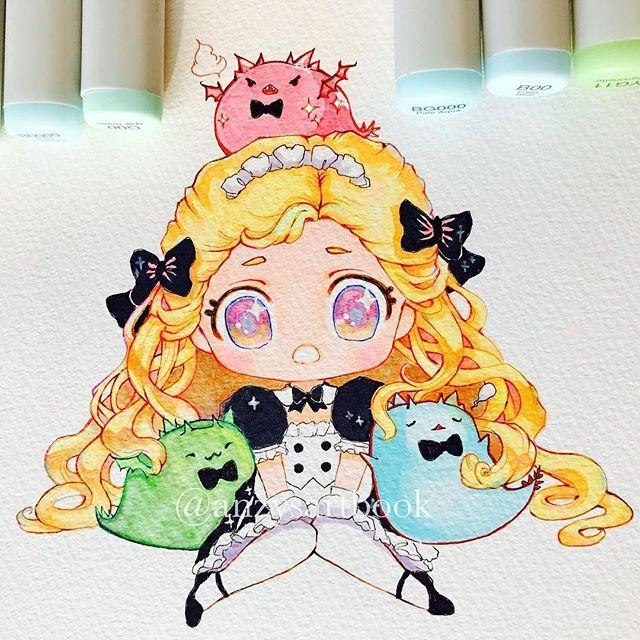 Failed #fanart...posting for laughs anyways. #housetargaryen Dany with angry Drogon, happy Rhaegal and sleepy Viserion  . . #chibidrawing #mangaart #anime #mangadrawing #drawing #copic #copicmarkers #colorpencil #ink #chibi #cutedrawing #cute #doodle #artistsoninstagram #traditionalart #コピック #maidgirl #kawaiidrawing #animechibi ##可愛い #かわいい #落書き #daenerys #gameofthrones #daenerystargaryen #gotfanart #emiliaclarke #gotart_