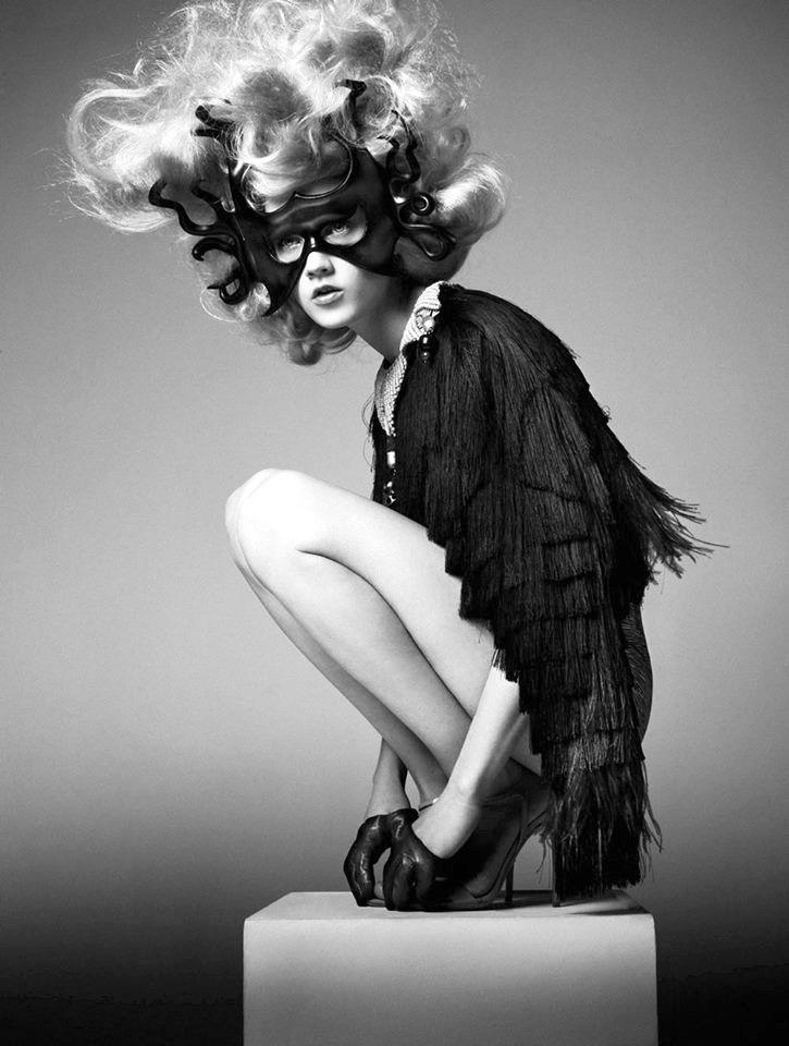 Schon Magazine | Photographer Thanassis Krikis | Fashion editor Nicholas Georgiou | Hair Stylist Christos Kallaniotis