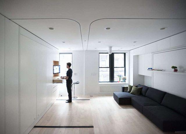 Micro apartamentos