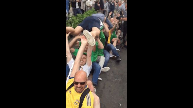 Here Is Proof That Irish Fans Have Already Won Euro 2016