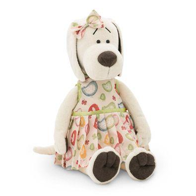 Милая Собачка, сшитая своими руками в подарок другу.