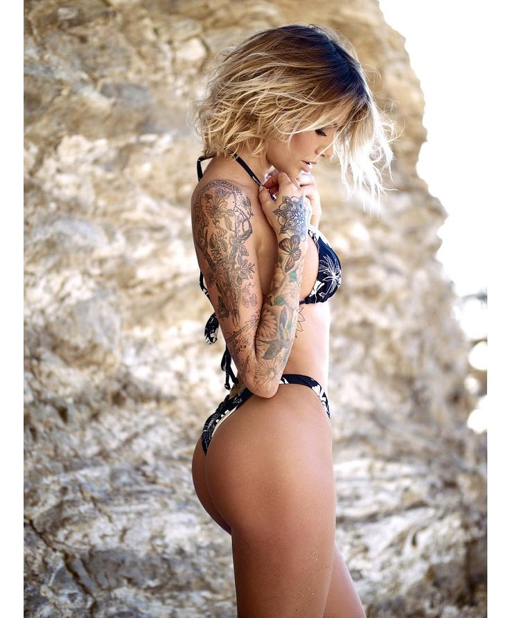 hottygram:  Somewhere someone is searching for you in everyone they meet.. ❤️ Photographer @dreamstatelive • Bikini @twentysauce by miss_tina_louise
