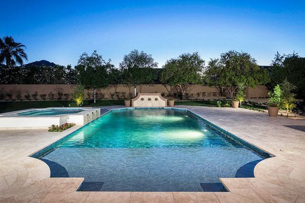 Phelps' Second Home - Michael Phelps Wins Design Gold With His New $2.5 Million Mansion - Photos