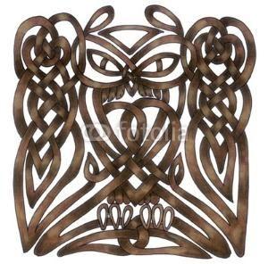 Like: Celtic Owl, I think would make a great tattoo by Sandra I. Bernal