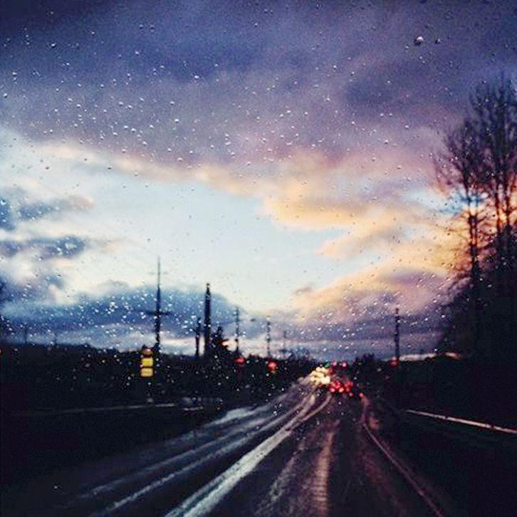 """""""Nichts hinter mir, alles vor mir, wie das auf der Straße immer ist."""" - Jack Kerouac"""