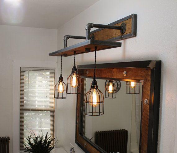 Best 25 Wood Vanity Ideas On Pinterest Reclaimed Wood