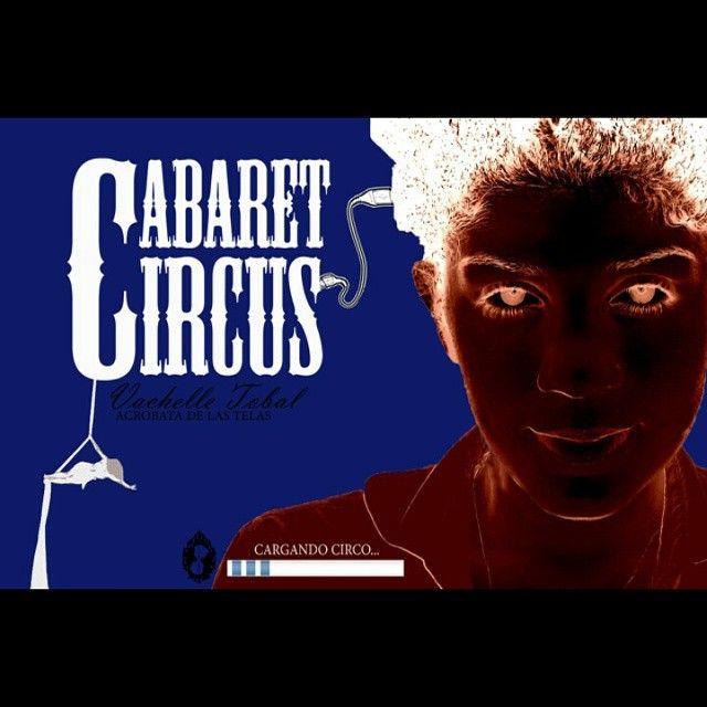 Vachelle Tobal Acróbata de tela aèrea  #TheCircusIsComing #Girl #Acrobatic #aerial #aerialsilk #circus #circo #Soon #Saturday #Training
